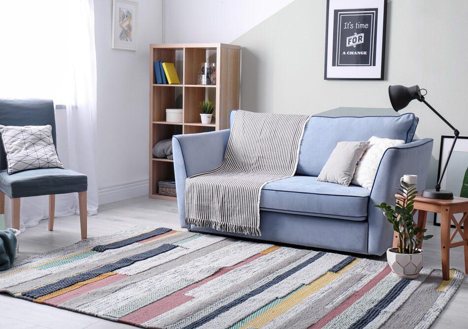 Haal een gezellig en warm vloerkleed in huis